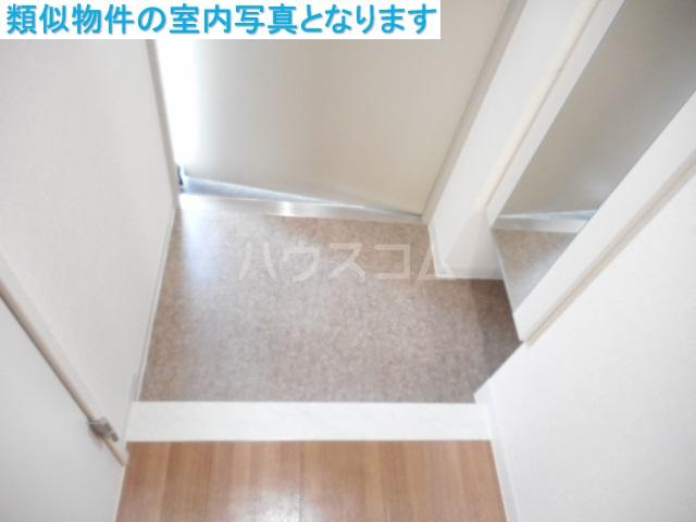 モンテーニュ名駅 1001号室の玄関