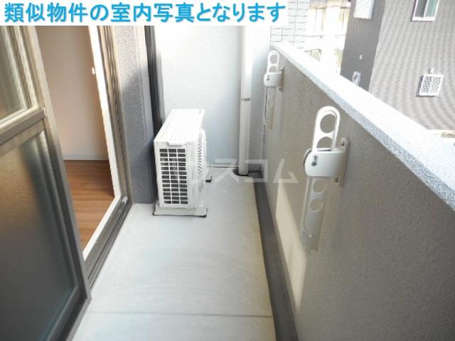 モンテーニュ名駅 1101号室のバルコニー