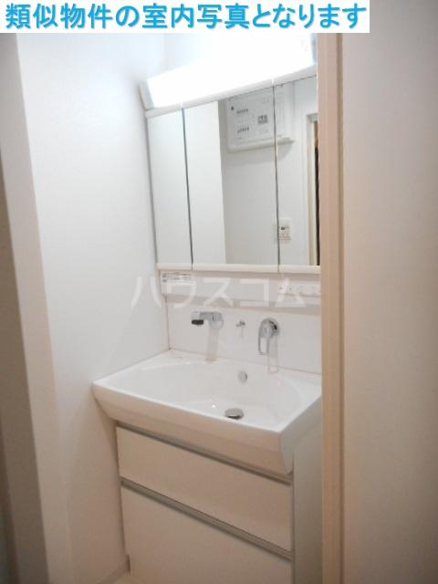 モンテーニュ名駅 702号室の洗面所