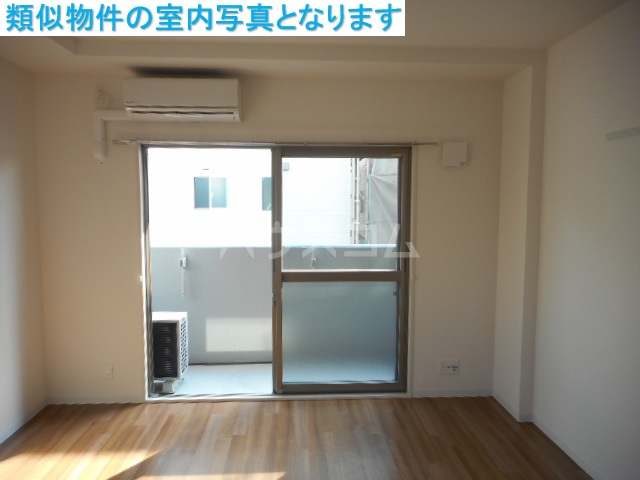 モンテーニュ名駅 1002号室のベッドルーム