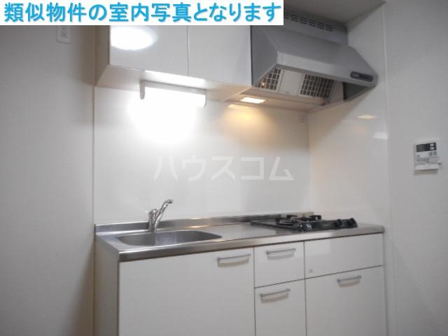 モンテーニュ名駅 1002号室のキッチン