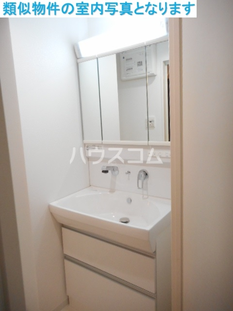 モンテーニュ名駅 703号室のトイレ