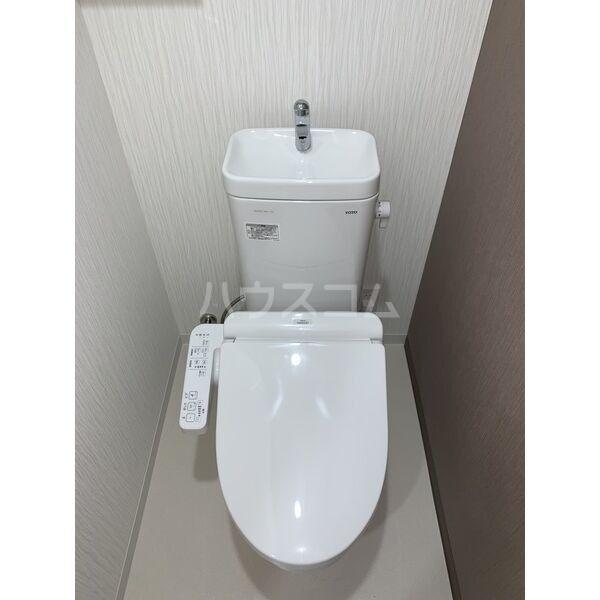 モンテーニュ名駅 903号室の洗面所