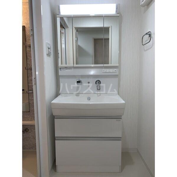 モンテーニュ名駅 903号室のトイレ