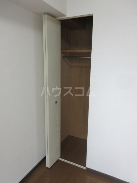 レスパス千種 506号室の収納