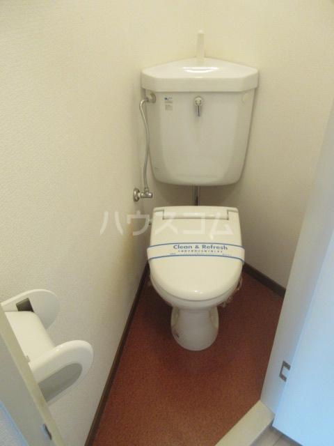 レスパス千種 506号室のトイレ