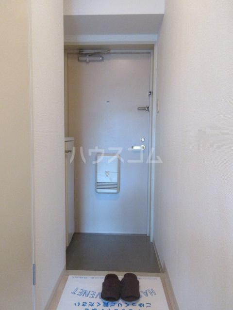 レスパス千種 506号室の玄関