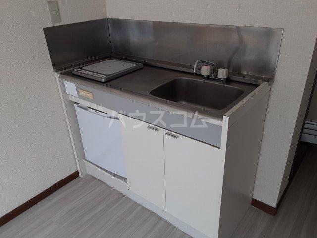 セルシオ宮戸 202号室のキッチン