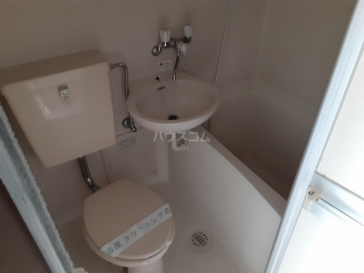 セルシオ宮戸 202号室の風呂