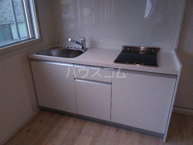 太閤通522ビル 301号室のキッチン