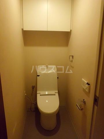 レリア和光 102号室のトイレ