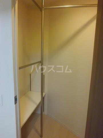 レリア和光 102号室の収納