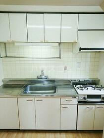 岩崎ビル 301号室のキッチン