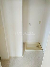 岩崎ビル 301号室の洗面所