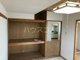 岩崎ビル 301号室の収納
