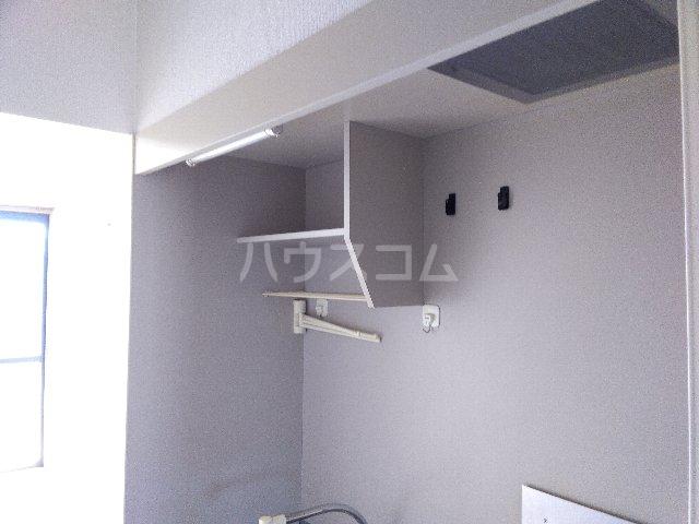 ELVITA 206号室のキッチン