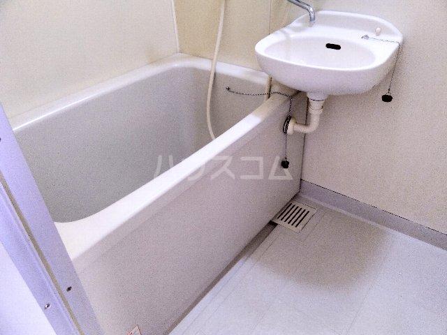 ELVITA 206号室の風呂