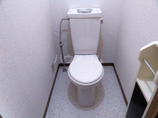 ELVITA 206号室のトイレ