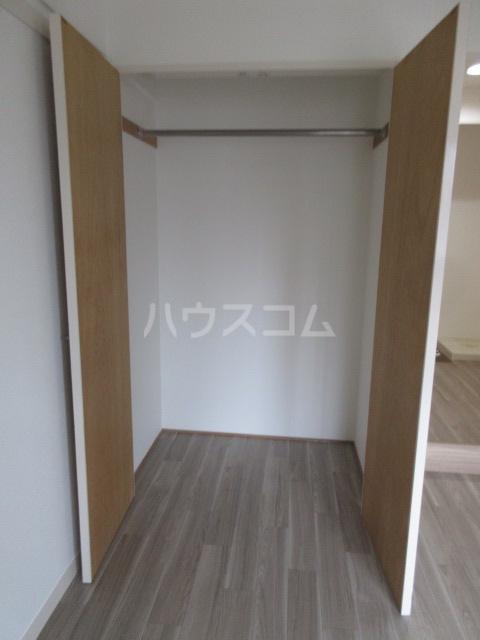 ドール新栄 302号室の収納