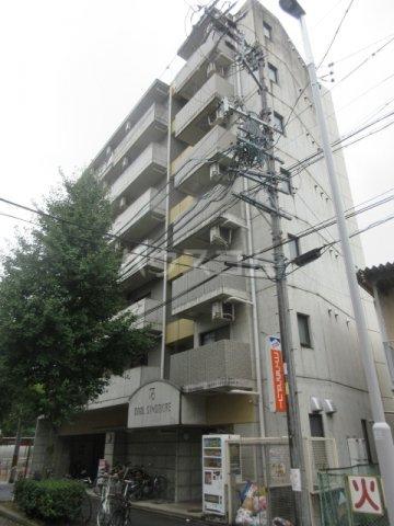 ドール新栄 302号室の外観