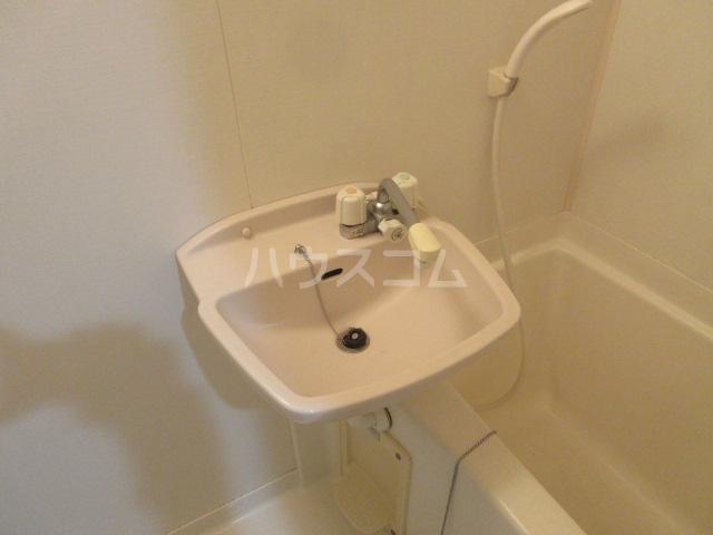 ドール新栄 302号室の洗面所