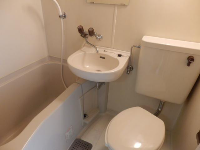 アーバンハイツ中町 3C号室の洗面所