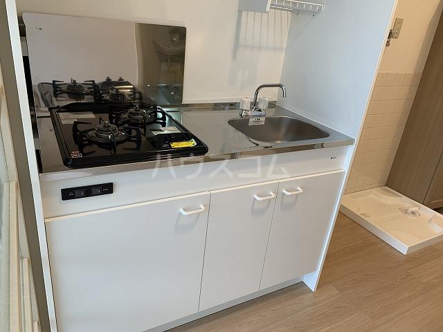 セントラルビルド 207号室のキッチン