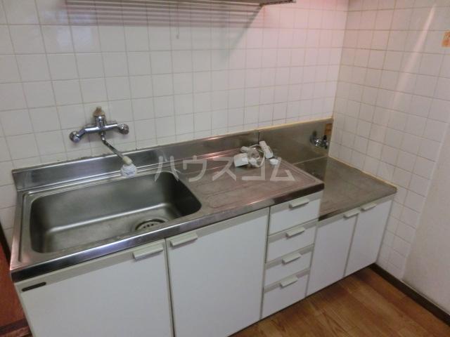 JUNひばりヶ丘 202号室のキッチン