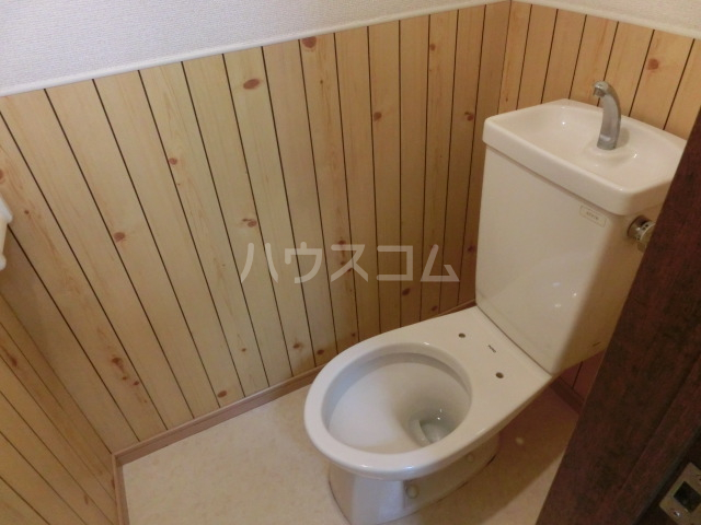 JUNひばりヶ丘 202号室のトイレ