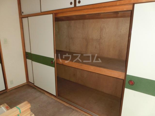 JUNひばりヶ丘 202号室の収納