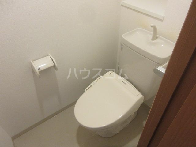 Grance Kotobuki 901号室のトイレ