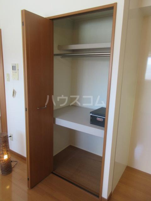 Grance Kotobuki 901号室の収納