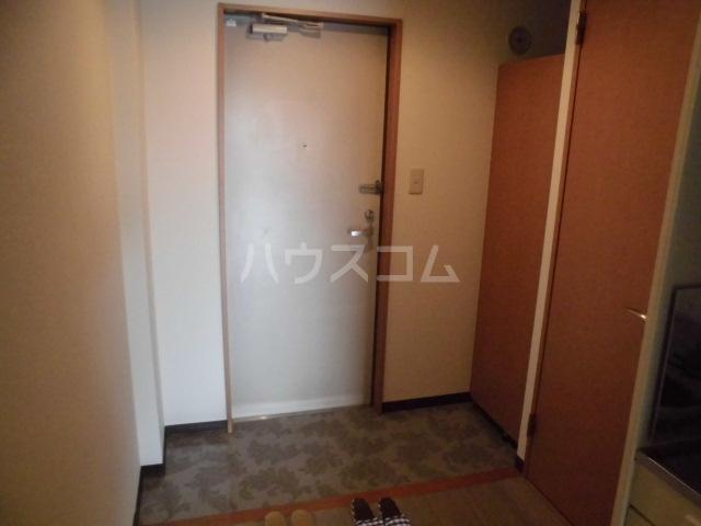 ポポラーレヒロ 203号室の玄関