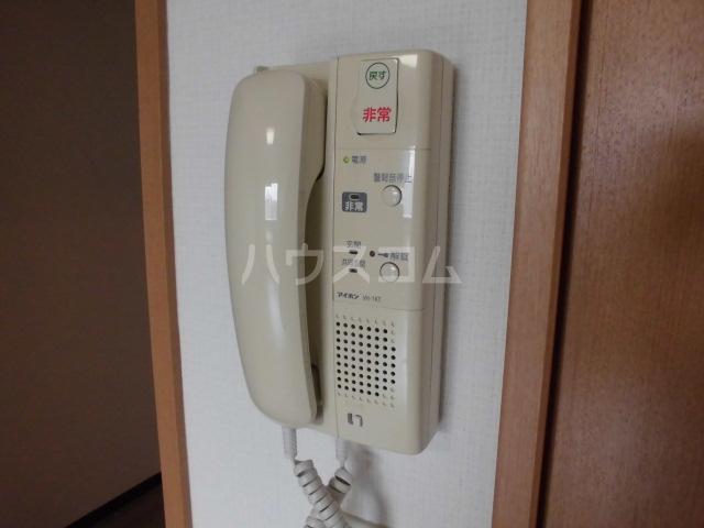 ポポラーレヒロ 203号室のセキュリティ
