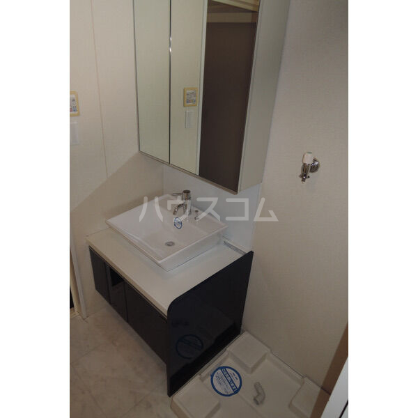 グランルージュ栄Ⅱ 1103号室の洗面所