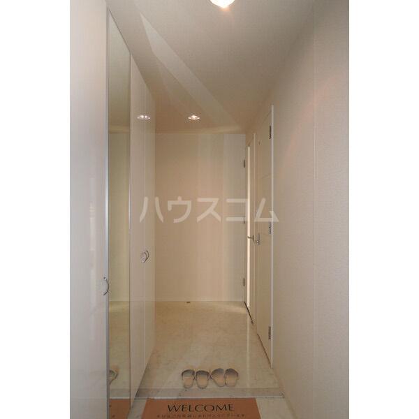 グランルージュ栄Ⅱ 1103号室の収納