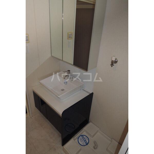 グランルージュ栄Ⅱ 1102号室の洗面所