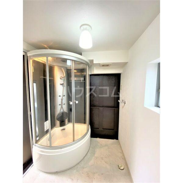 Million Bell VI 202号室の風呂