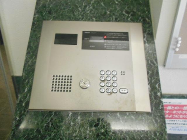 エルスタンザ鶴舞公園 406号室のセキュリティ