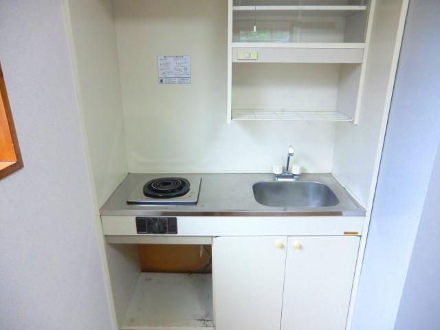 こもれびショア- 202号室のキッチン