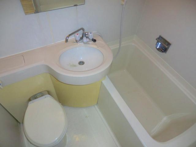 こもれびショア- 202号室の風呂