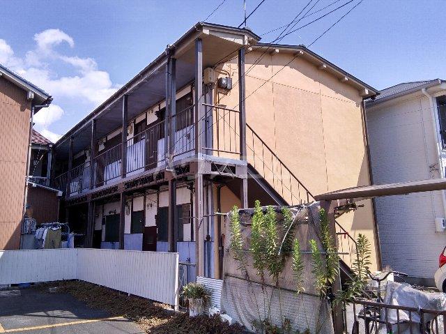 京第一ハウス外観写真