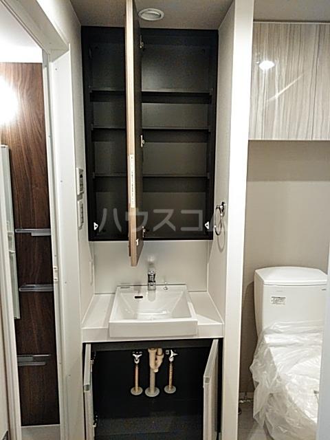DeLCCS Akatsuka 103号室の収納