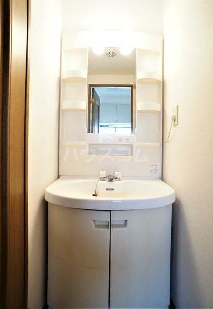 Maison de Leo 302号室の洗面所