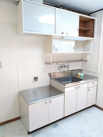 VIP7 309号室のキッチン