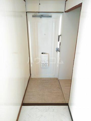 VIP7 309号室の玄関