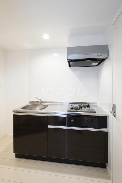 Vella 203号室のキッチン