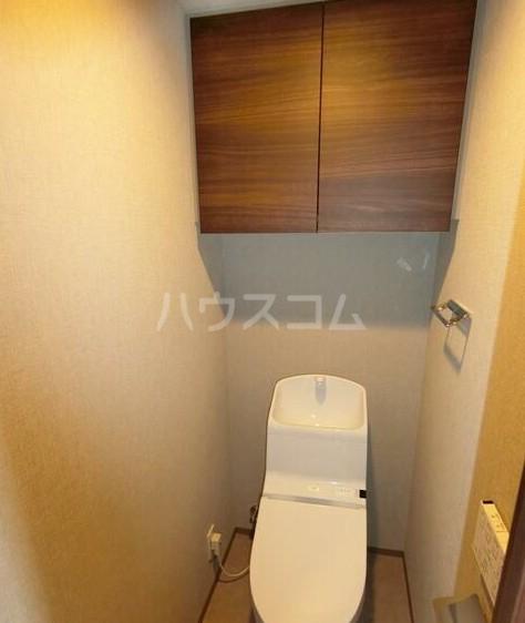 レーベン清瀬THE TOWER 1904号室のトイレ