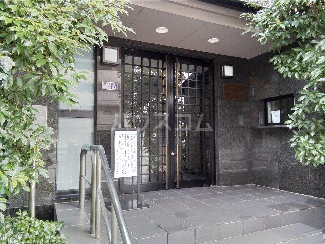 名駅アイリス弐番館 602号室のエントランス