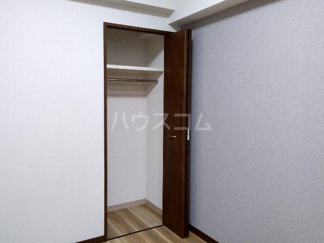 名駅アイリス弐番館 602号室の収納